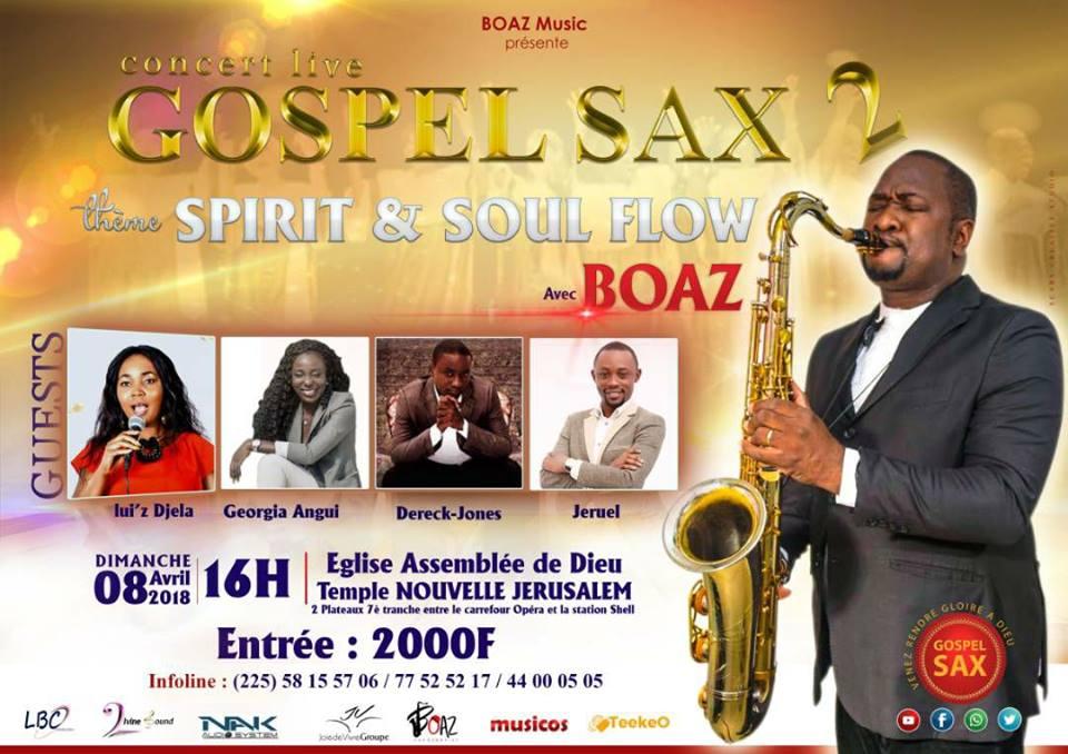Gospel Sax 2