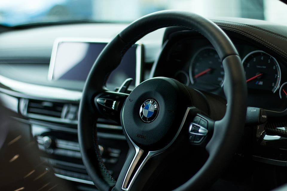 Volant BMW