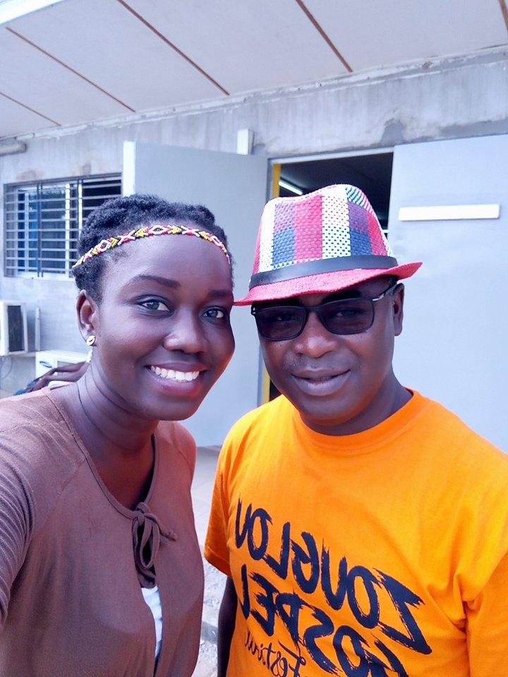 Jeanine KONGO Emmanuel APATA jeunesse EEFV