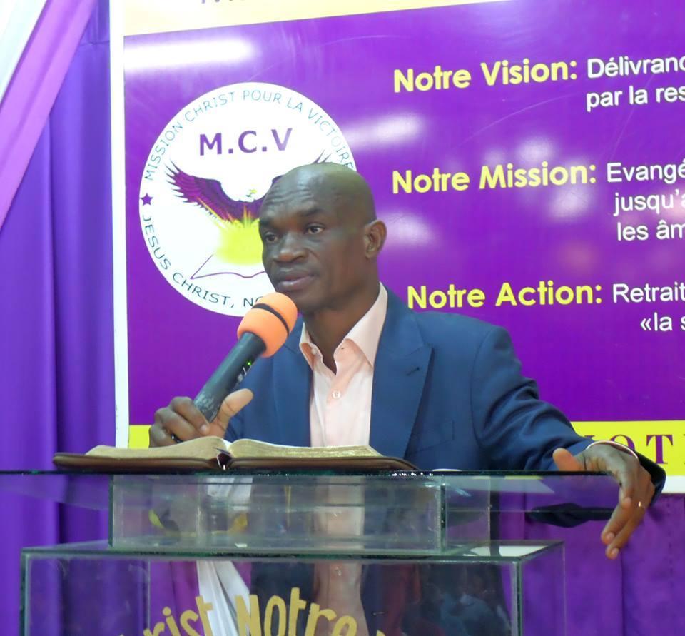 Fondateur Mission Christ Pour la Victoire