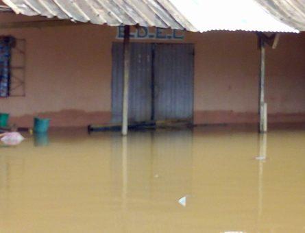 Inondation Côte d'Ivoire Aboisso