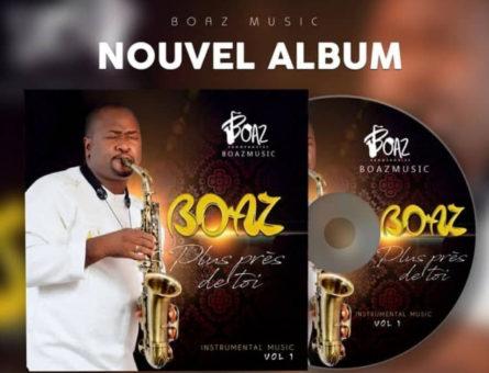 Boaz Sax