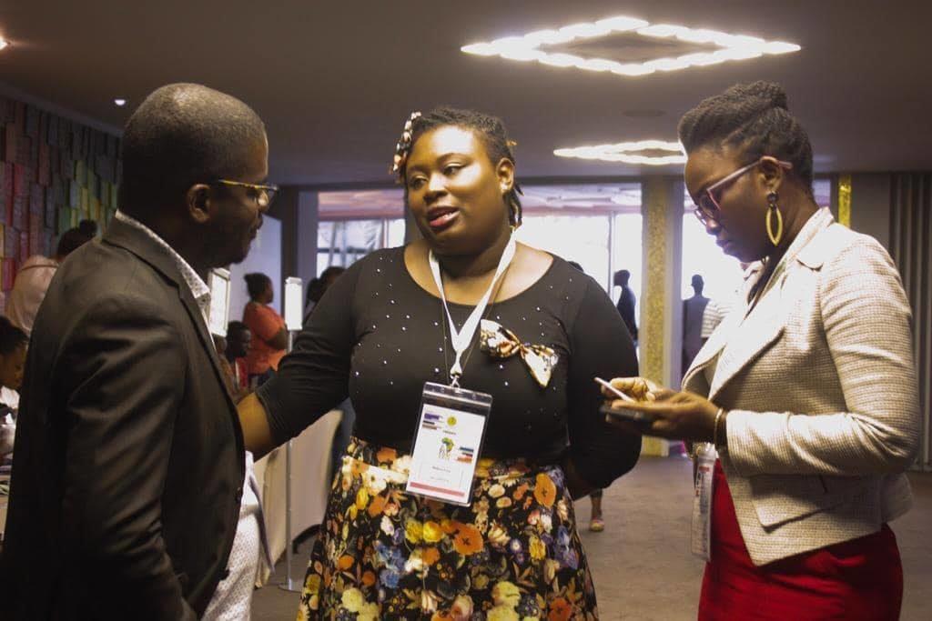 Jeanine Kongo AdicomsDays